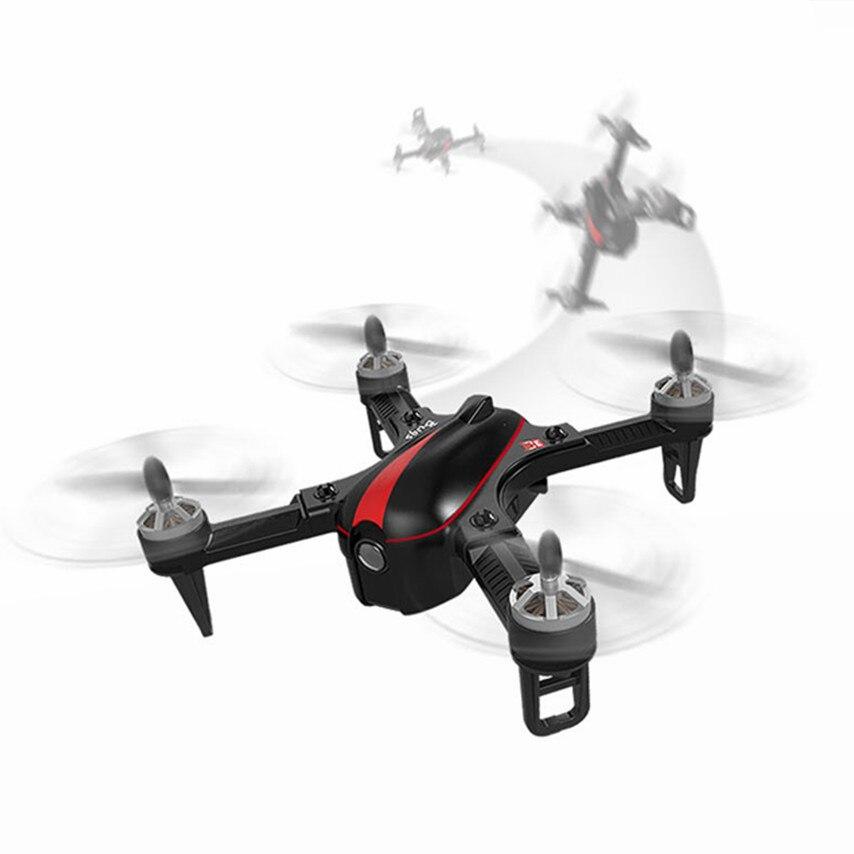 MJX B3 RC Mini 2.4GH 4CH Borstelloze 1306 2750KV Motor Drone Hoek en Acro Modus Flip & Roll RC Quadcopter met LED Licht - 3