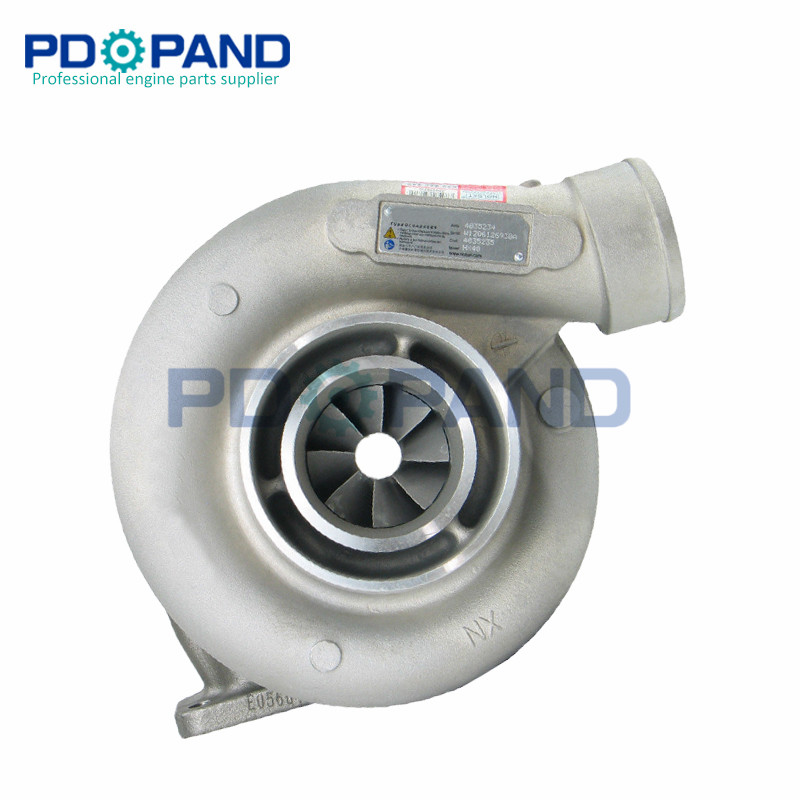 HX40 Auto Engine Turbocharger Supercharger 4035235 4035234 3525487 3525488 3528793 3527370 1118010/AKZG5-71A2 1118010/AKZ1A2