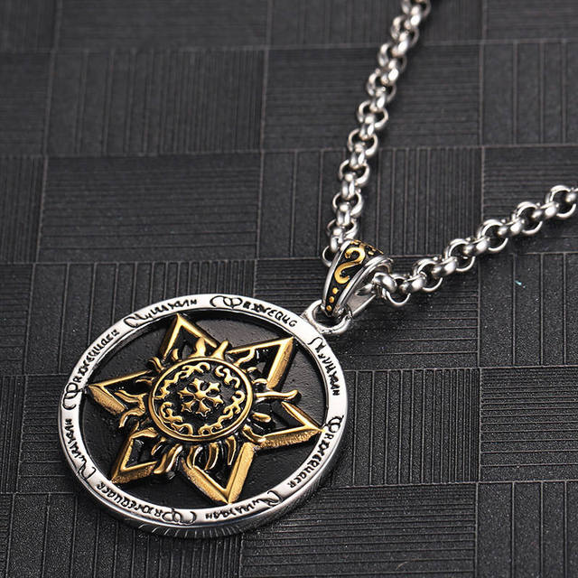 Jewish Star of David Pendant pendant necklace