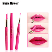 Music Flower Lip Makeup 2 in 1 Bright Ma