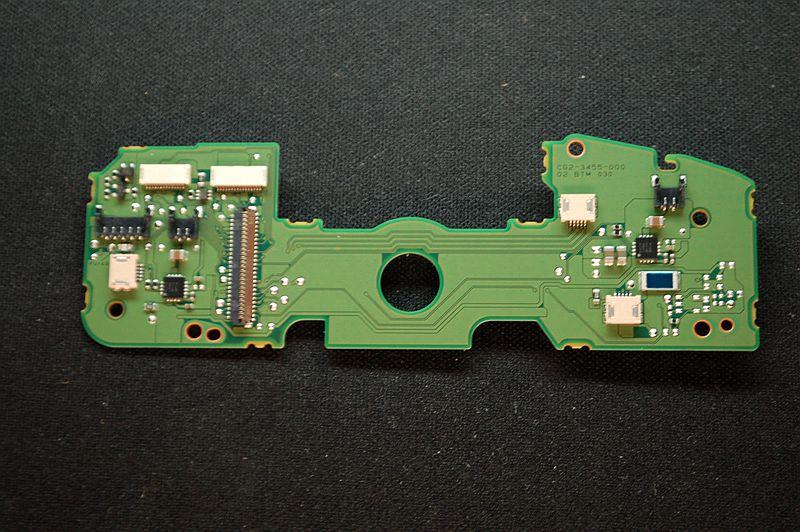 Nouvelles pièces de réparation de carte PCB de carte d'entraînement inférieure pour Canon 6D DS126402 SLR-in Circuits from Electronique    1