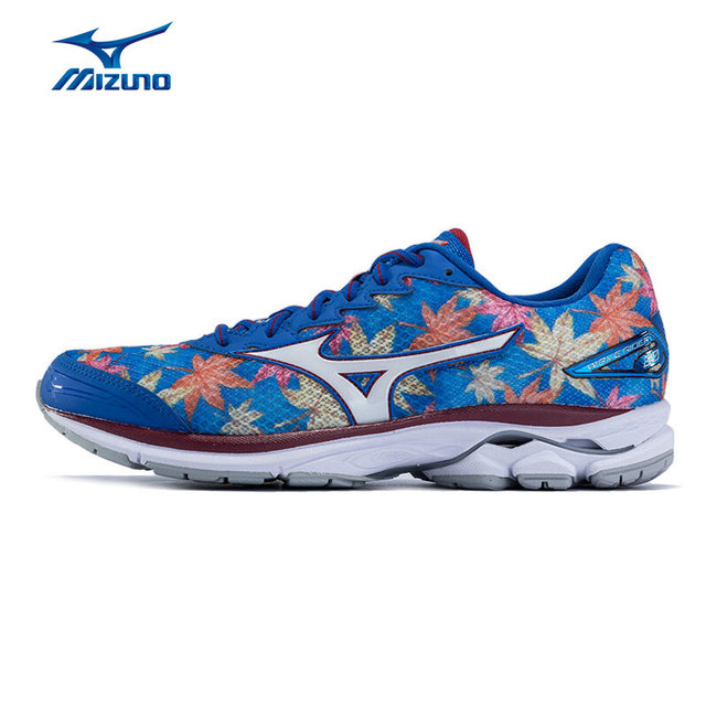 657b7a2c85e7 MIZUNO Men's WAVE RIDER 20 Professional Marathon Running Shoes Breathable  Sports Shoes Sneakers J1GC170802 XYP508