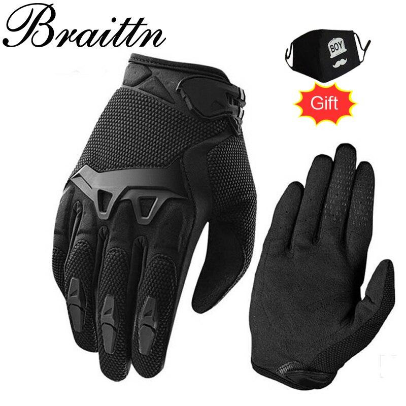 Prix pour BRAITTN Livraison gratuite Hommes et femmes en 2016 nouveau produit ge avancée matériaux moto gants En Plein Air vélo gants de sport