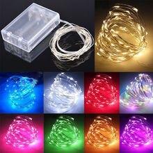 2M/3M/4M/5M/10M LED String Light Waterproof LED