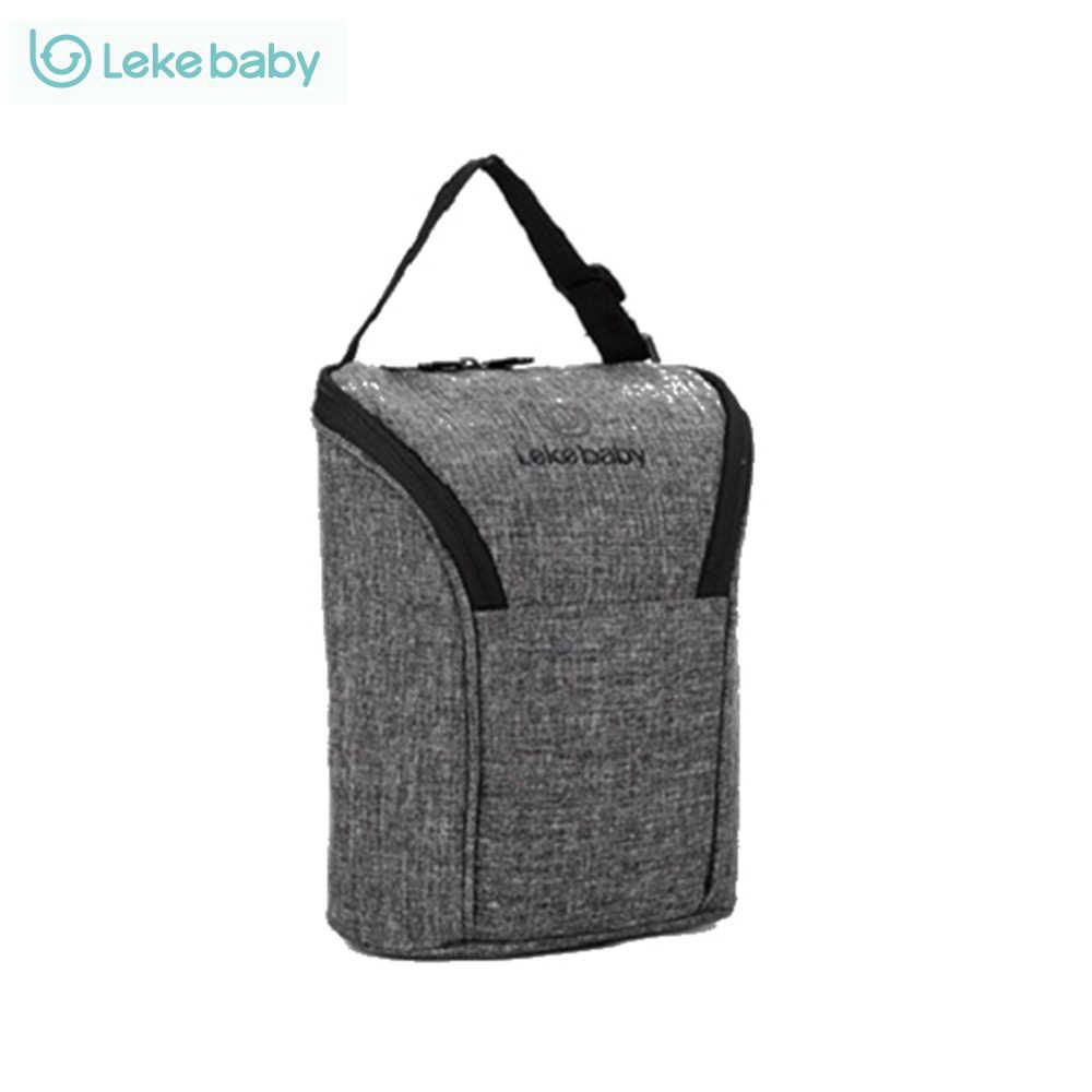 Termos Детская сумка сумочка для беременных Крышка для бутылочки для кормления подогреватель детского питания Pail бутылочки мешок изоляционные сумки bolso termico biberon