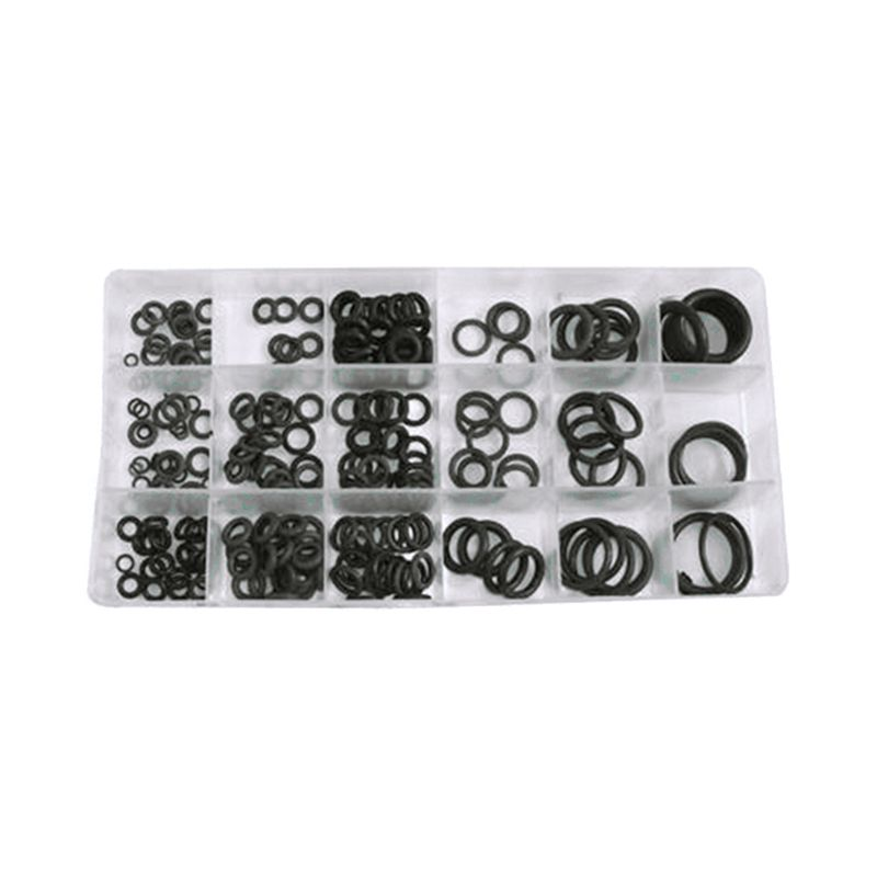 Rubber O Rings 225Pc Tap Seal Plumbing Washer Set Metric Assorted цена