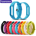 2017 New Smart Wristband Band Strap For Xiaomi Mi Band 2 Smart Bracelet Miband 2 Replacement colorful Silicone Wrist Strap