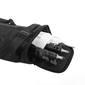 Image 4 - Meking 80cm/32in תיק תמונה סטודיו ציוד Padd רוכסן מקרה עבור אור מטריות חצובה צילום ירי פוטוגרפיה