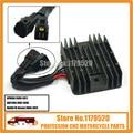 Мотоцикл Алюминия Выпрямитель Регулятор Для SFV650 2009-2011 GSF1250 2007-2010 DL650 V-Strom) 2004-2012