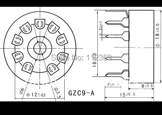 switch socket schema cablage