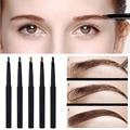 Marca de Maquillaje de Ojos de la ceja Enhancer Lápiz Maquillaje Resistente Al Agua Lápiz de Cejas Cejas Lapiz