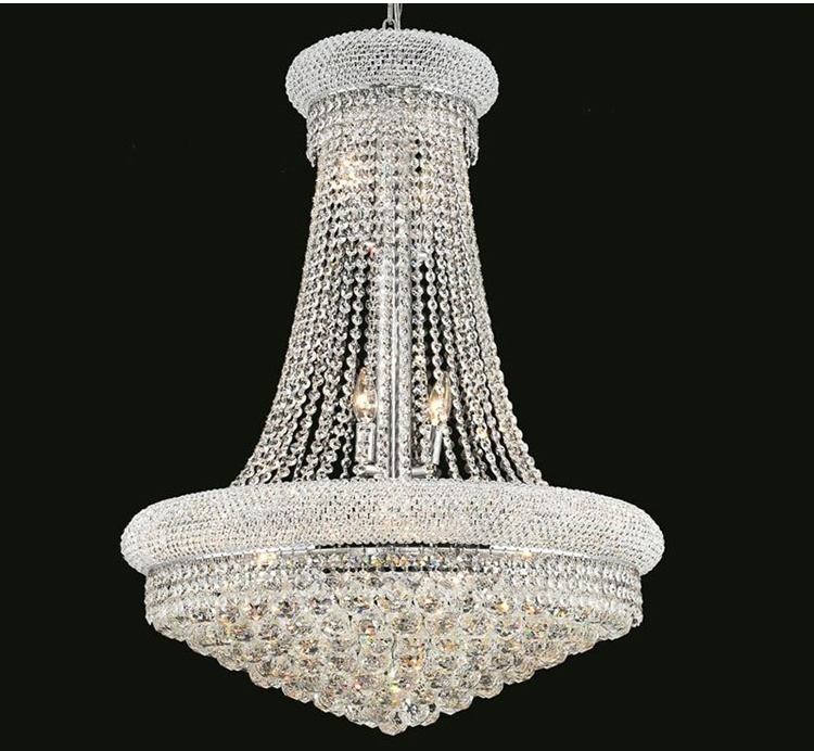 French empire gold crystal chandelier luxuryshit french empire gold crystal chandelier aloadofball Images