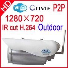 onvif hd wifi ip camera wireless p2p plug play ir cut night vision waterproof outdoor indoor weatherproof ptz security ip66