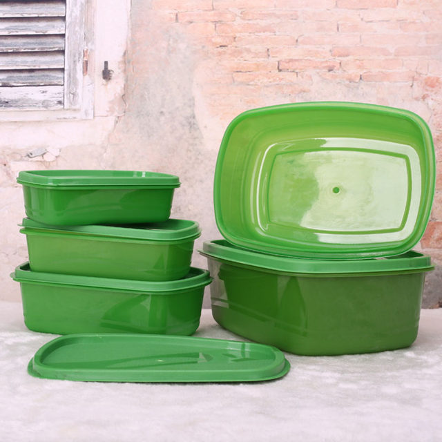 Vegetables Storage Containers Online shop drop shipping 5pcs stay fresh green container kitchen online shop drop shipping 5pcs stay fresh green container kitchen container keep fresb longer fruits vegetables storage bins boxes crisper aliexpress workwithnaturefo