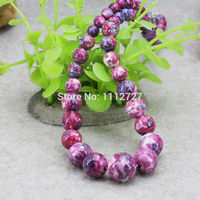 Women Gift Word Love Women Fashion Jewelry Hot Crafts Purple Tower Necklace Chain Semi Precious Stones