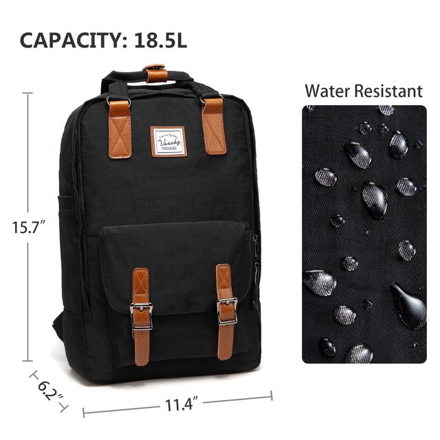 VASCHY Backpack