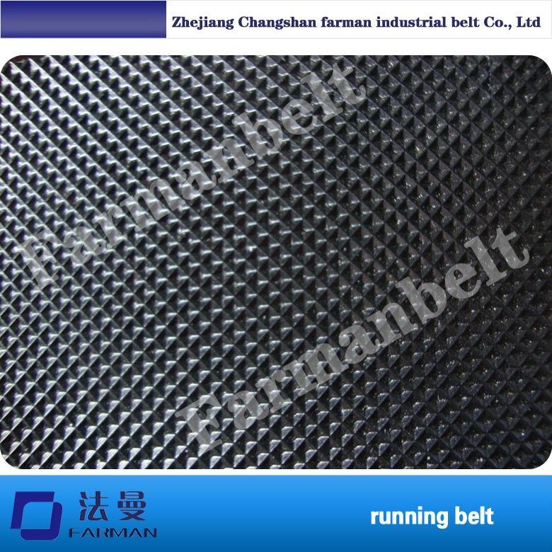 Farman Diamond pattern running belt Thickness: 1.4MM aquario asp 1 5c 60 75