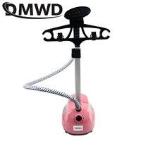 DMWD 1800 W konfeksiyon buharlayıcı 1.2L El Mini Dikey Asılı ütü makinesi Giysi Kuru Temizleme Giysi Kumaş Buharlı Ütü AB
