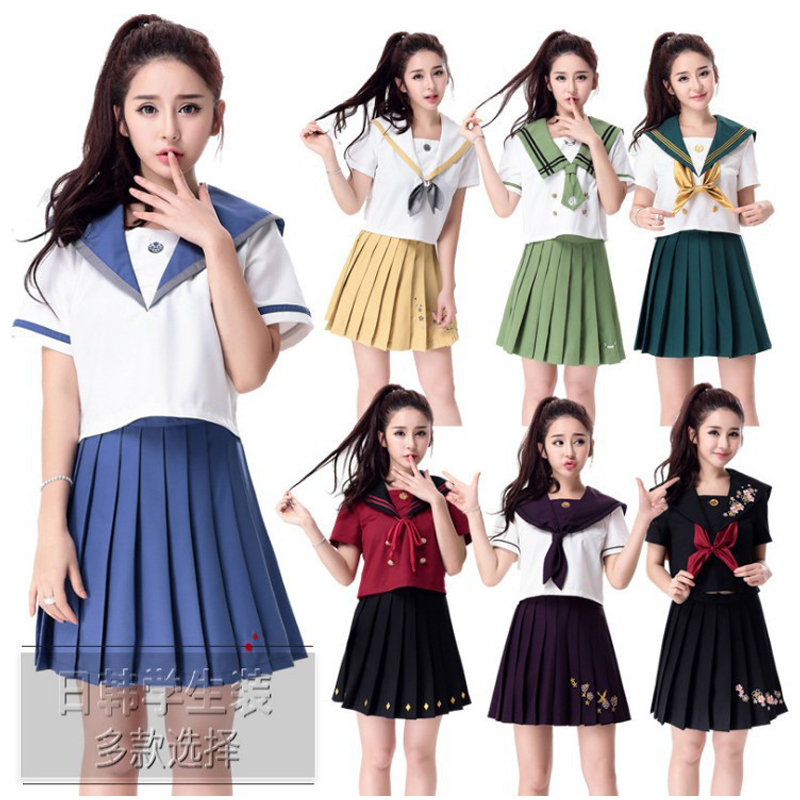 High Quality Japanese School Uniforms 2017 Newest Sexy -6388