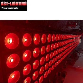 2pcs/lot dmx512 25x30w matrix light 5x5x30w rgb led matrix cob light rgb 3in1 dj stage effect light фото