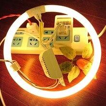 Компактная люминесцентная лампа на редкоземельных магнитов фосфористая Компактная люминесцентная панель округлая панель с лампочками 2 шт., Circline энергосберегающие заменить светильник трубки T5 16 мм 2700K 6500K