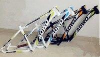 2019 новая велосипедная рама легкий из алюминиевого сплава велосипедная Рама 26er 17 коническая горная велосипедная Рама