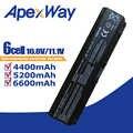ApexWay 11,1 V batería para Toshiba PA5024U-1BRS PA5023U-1BRS PA5025U-1BRS PA5026U-1BRS satélite P855D P870 P870D P875 P875D R945