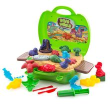 Premium New Magic Modeling Clay 26 Pieces Safe & Non Toxic 3D Dinosaur FiguresClay Toys Set for Kids Boys and Girls