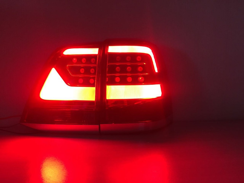 Free shipping for VLAND Car Rear lamp for Toyota Landcruiser LED Taillight 2008-2015 Land Cruiser FJ200 Rear light free shipping vland factory car parts for camry led taillight 2006 2007 2008 2011 plug and play car led taill lights