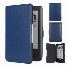 Wallet Touch Lux2 Flip on Open Pocket Book Cover Pocketbook 623 622 E-book e-reader Case Bag boox n96ml front light 9 7 inch touch screen e book reader android 4 0 electromagnetic ereader wifi bluetooth e book reader