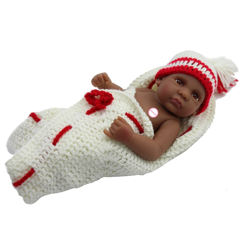 New Arrival Realistic Silicone Reborn Baby Dolls 11.02
