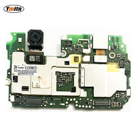 Ymitn Electronic panel mainboard Motherboard unlocked with chips Circuits flex Cable For Huawei P9 G9 Lite VNS L31 VNS AL00