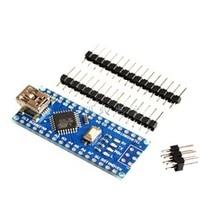 С загрузчик Nano 3.0 контроллер совместим для Arduino Nano CH340 драйвера usb (без кабеля)