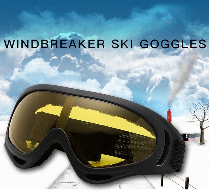 ROBESBON Outdoor Riding Motorcycles Sports Goggles Windproof Sand Tactical Equipment Ski Glasses Oculos Ciclismo