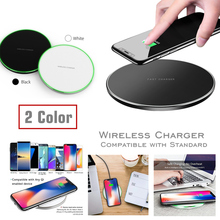 Qi Wireless Charger For Huawei Mate 20 Pro P30 Lite Charging Pad Dock Cradle USB Nokia 8 Sirocco LG g7 ThinQ V30