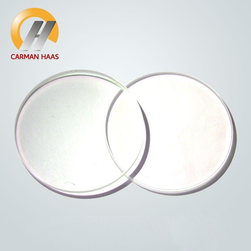 Frete Grátis 3 pçs/lote Fibra 1064nm Laser Lente Protetora 34mm * 34 3mm mm * 5mm A Laser janelas de proteção