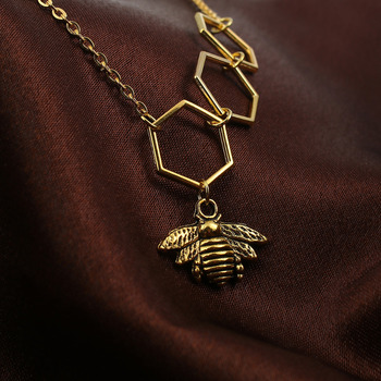 8SEASONS-Fashion-Jewelry-Necklace-Dull-Gold-Color-Honeycomb-Bee-Pendants-Hollow-For-Women-Nice-Gift-48cm.jpg