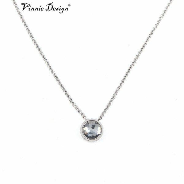 Vinnie Design Schmuck Silber Cambio Halskette Fit Für 12mm