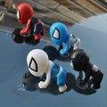 Aranha ManToy Escalada Spiderman Janela Otário Spider-Man Boneca Carro Decoração Interior 4 cor Auto Styling Acessórios