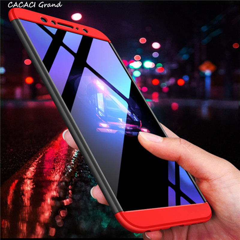 360 Full Phone Case For ASUS Zenfone Max Pro M1 ZB602KL 3 in 1 Hard PC cover for ZB602KL ZB 602KL Luxury shell coque capa etui