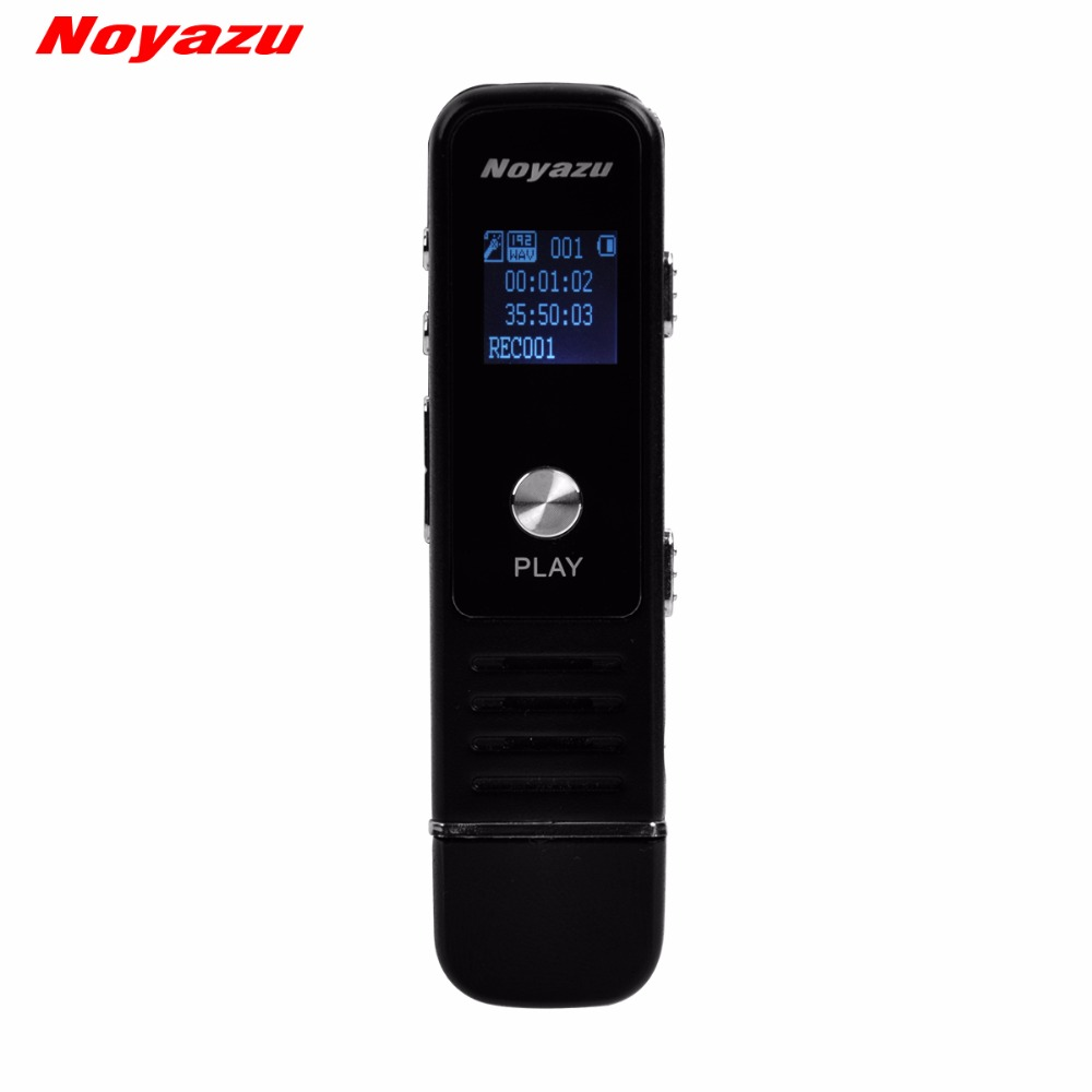 Noyazu Original 905 32 GB USB-Stick Audio Voice Pen Recorder - Tragbares Audio und Video