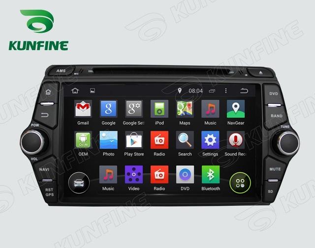 Quad Core 1024*600 Android 5.1 Reproductor de DVD Del Coche de Navegación GPS Estéreo Del Coche para KIA CEED 2014 Radio Bluetooth 3G/Wifi