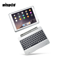 USB Keyboard Cover For IPad Air 1 Case And Keyboard Backlit Slot Cover Flip Wireless Keybaords