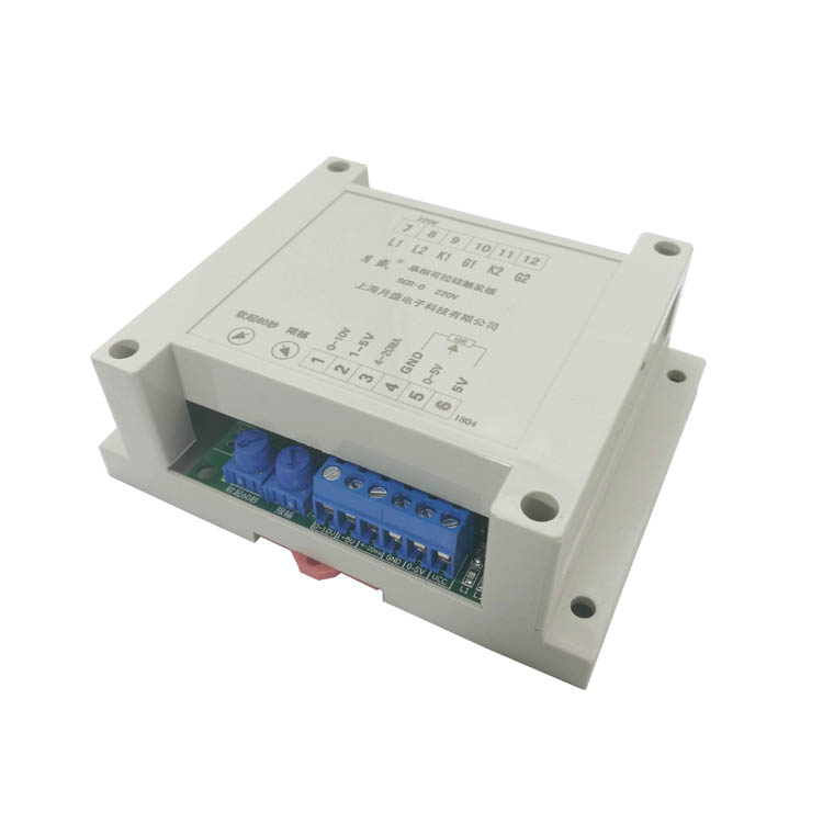High Precision Single Phase Shift Thyristor Flip-flop Controlled Temperature and Voltage Various Control Band Limited Soft RiseHigh Precision Single Phase Shift Thyristor Flip-flop Controlled Temperature and Voltage Various Control Band Limited Soft Rise