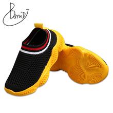 kids shoes Net surface Breathable boys shoes summer light kids casual children shoes for girls Deodorization Non-slip sneakers