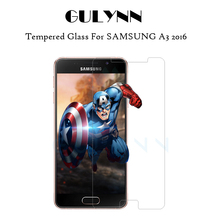 ON SALE 0.26mm 2.5D Premium Tempered Glass For Samsung Galaxy A3 A5 A7 J1 J2 J3 J5 J7 2016 2017 Case Protective Screen Protector цена и фото