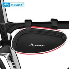 INBIKE сумка для велосипедной рамы, сумка для велосипедного велосипеда, сумка для велосипедного велосипеда, Аксессуары для велосипеда, сумка для инструментов для ремонта велосипеда, треугольная сумка