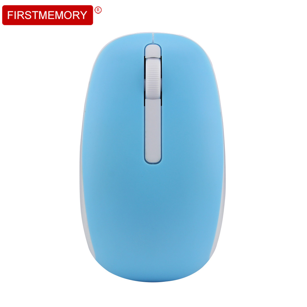 2.4GHz Mini Portable Optical Wireless Mouse Reliable 1200DPI Mice with Nano USB Receiver Mause Gaming Mouse for Computer Office