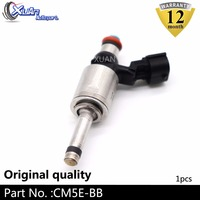 XUAN 1pcsHigh Quality Rail Fuel Injector For Ford Focus 12 16 2.0L L4 EcoBoost GDI 2012 2015 Fuel Injection Engine Valve CM5E BB