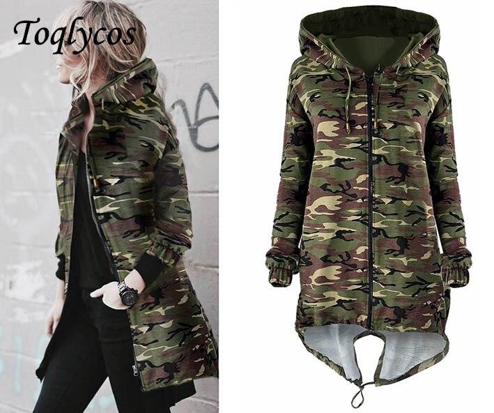 157 Femmes Manteau Camouflage American Imprimé Pour Veste D'hiver Style Hot qHxzgnf